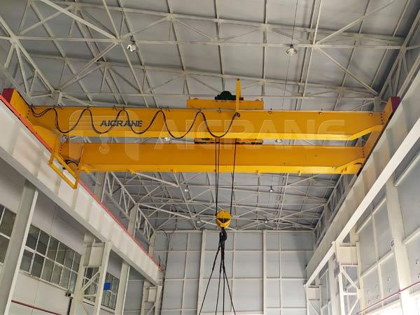 Двухбалочный мостовой кран 20 тонн в городе Фергана